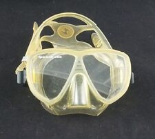 Deep See Dive Mask Diving Tempered Scuba Goggles  With Measurements  MSRP $89