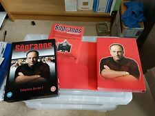 The Sopranos - Series 1 - Complete (DVD, 2003, 4-Disc Set) ALB