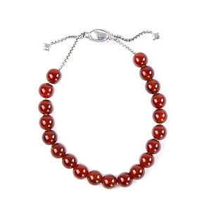 DAVID YURMAN Women's Spiritual Bead Bracelet with Carnelian  NEW