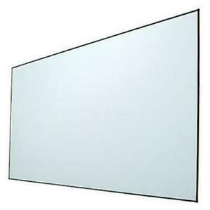 """100"""" Optekniek Fixed Wall Projection Screen 2.35:1"""