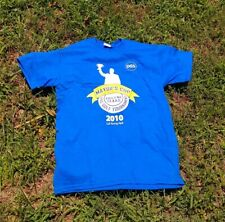 Disc Golf - New Vintage 2010 Tournament T-shirt -Medium