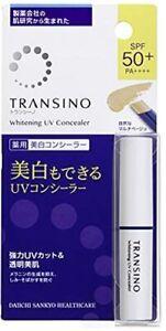 ☀ Transino Medicinal Skin Whitening UV protection Concealer 2.5g Beige Japan