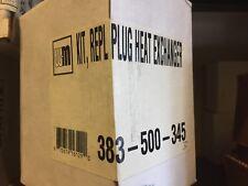 383-500-345 Replacement Plug heat exchanger  Weil Mclain Ultra Boiler