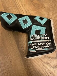 SCOTTY CAMERON - THE CAMERON COLLECTOR - THE ART OF PUTTING - PUTTER COVER