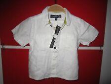 chemisette en lin Jean Bourget 6 mois neuve etiquette