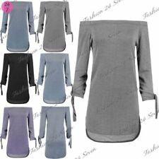 Polyester Stretch Shirt Dresses for Women