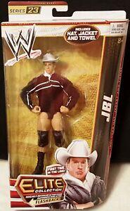 WWE JBL Flashback Elite Series 23 First Time In The Line John Bradshaw Layfield