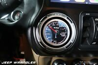 Customized exclusive Air Vent Gauge Pod fits Jeep Wrangler, size 52mm or 60mm