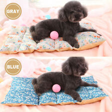 Small Large Dog Bed Pet Cat Washable Sleep Mat Mattress for Kennel Crate Cushion