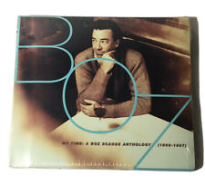 Boz Scaggs My Time Anthology 1969 - 1997 2 Disc Set New Sealed