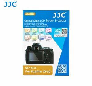 JJC GSP-XF10 Optical GLASS LCD Screen Protector Film for Fujifilm XF10 camera