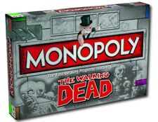 THE WALKING DEAD SURVIVAL EDITION MONOPOLY BOARD GAME BRAND NEW IN STOCK