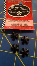 EZ Mag WI 2901-B 5-Spoke Mag Style 1 Wheel Insert 1/24 Mid-America Naperville