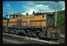 Original Slide Canada:  BC Hydro MP15DC 153 In 1985 At New Westminister BC