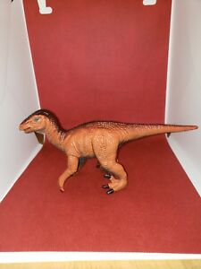 "Dinosaur Velociraptor Figure Toy Prehistoric 7.5""L X 3.75""H 2000 PVC!!"