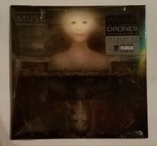 Muse - Drones SEALED CD single 2015 Warner Bros. Dead Inside / Psycho D