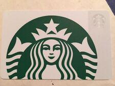 "Canada Series Starbucks ""SIREN ON WHITE 2015"" Gift Card - New No Value"