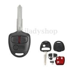 Smart Remote Key Fob 433MHz 3 Button + ID46 Chip For Mitsubishi Lancer Outlander