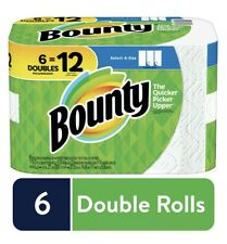Bounty Select-A-Size Paper Towels 6=12