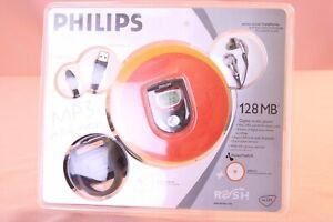 Philips Rush Digital Audio Player 128MB NEW