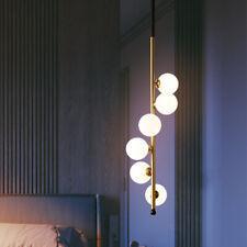 Glass Chandelier Lighting Kitchen Pendant Light Home Ceiling Lights Gold Lamp