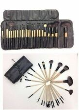 24pc make up brush set in PU pouch