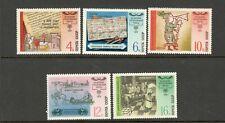 RUSSIA - HISTORY OF POSTAL SERVICE - SET #4715-9 - MNH - YR 1978