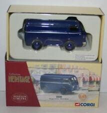 Véhicules miniatures bleus Corgi Peugeot