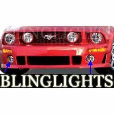 2005 2006 2007 2008 2009 Ford Mustang Roush Body Kit Bumper Foglamps Driving Kit