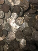 1 Troy Oz Ounce 90% Silver Junk US Coins