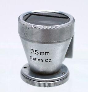 CANON RANGEFINDER 35MM SHOE MOUNT VIEW FINDER #1