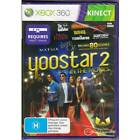 MICROSOFT XBOX 360 YOOSTAR 2 IN THE MOVIES PAL SEALED STAR SIMULATION M [BNS]