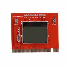 PC LCD PCI Display Computer Analyzer Motherboard Diagnostic Debug Card Tester