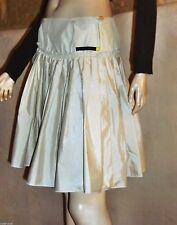 falda DKNY Talla 36 beige EXCELENTE ESTADO COMO NUEVO