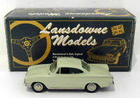 Lansdowne Models 1/43 Scale LDM24 - 1961 Ford Capri Coupe - Light Green
