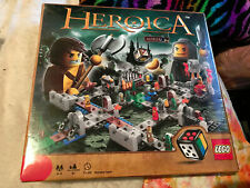 LEGO HEROICA Castle Fortaan 3860 NEW IN SEALED BOX RARE DISCONTINUED