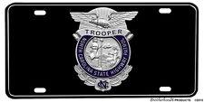 North Carolina Highway Patrol Badge License plate