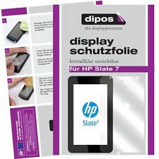 2x HP Slate 7 Pellicola Prottetiva Transparente Proteggi Schermo