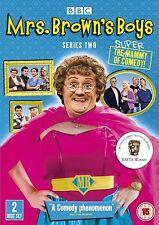 Mrs Brown's Boys - Series 2 - Complete (DVD, 2012, 2-Disc Set, Box Set)