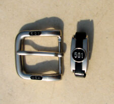 """SALE REDUCED-:""""501"""" Belt Buckle and Keeper Set Up To 1 1/2"""" Belts New"""