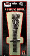 Atlas N Scale Code 55 '#5 Right Hand Turnout' Item #2051
