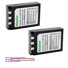 Kastar Replacement Battery for Olympus Li-10B Li-12B & Camedia C-760 Ultra Zoom