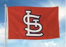 Rico Industries Ric-fgb6120 St. Louis Cardinals MLB 3in X 5in Banner Flag