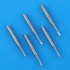 US 100Pcs Dental Carbide burs Pear FG245 For High Speed Handpiece With Bur Block