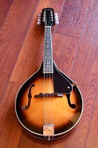 Fender FM-100 A-style Acoustic 8-string Mandolin