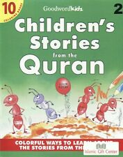 My Children's Stories from the Quran-2 (Ten Coloring Books)