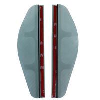 2x Auto Rückspiegel Augenbrauenabdeckung Regenfester Schneeschutz SeitenschuZD