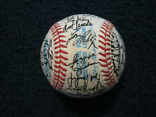 1987 ATHLETICS Team SIGNED Baseball(MARK McGWIRE/REGGIE JACKSON/TONY LaRUSSA-40!
