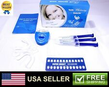 3Pcs Teeth Whitening 44% Peroxide Dental Bleaching System Oral Gel Whitener Kit