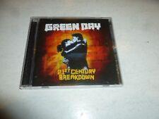 GREEN DAY - 21st Century Breakdown - 2009 UK 18-track CD album